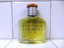 STETSON COUNTRY COLOGNE SPRAY FOR MEN 1.7 OZ *NEW NO BOX* RARE