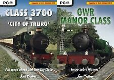 Class 3700 with City of Truro&GWR Manor Class expansion for train 2013 newsealed