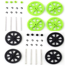 Motor Pinion Gear Gears & Shaft Set for Parrot AR Drone 2.0 Quadcopter Elegant