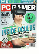 PC GAMER,     JUNE, 2016   ISSUE, 279    WORLD EXCLUSIVE ACCESS INSIDE OCULUS