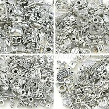 50g  Lot Tibetan Silver Tibet Style Findings Bead Connector Charm Ect SC0002