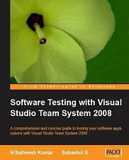 Software Testing with Visual Studio Team System 2008-ExLibrary