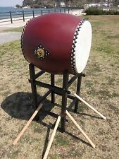 JAPANESE TAIKO DRUM 1.4    FREE SHIPPING       CHECK OUT THE VIDEO