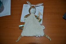GUESS HOW MUCH I LOVE YOU BUNNY RABBIT COMFORTER TAGGIE BLANKET BNWT