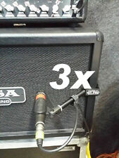 (3) AmpClamp WT PRO Guitar ,Bass,Amp ,Microphone Stand ,4x12 ,sm57,Audix,Shure