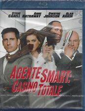 Blu-ray **AGENTE SMART CASINO TOTALE** nuovo sigillato 2008