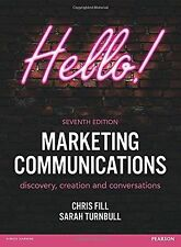 Marketing Communications: discovery creation and conversations (Expo) NEW BOOK