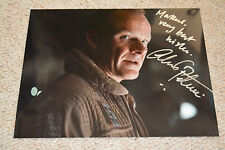 ALISTAIR PETRIE signed Autogramm In Person 20x25 cm STAR WARS ROGUE ONE Draven