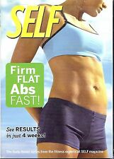 Self: Firm, Flat Abs Fast! New Sealed