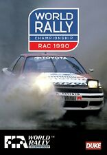 World Rally Championship - RAC 1990 Review (New DVD) FIA WRC McRae Wilson