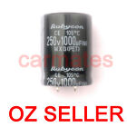 Capacitor 1000uf 250V 105°C 30X40mm for HASEE LCD Monitor Screen Repair Rubycon