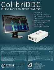 Expert Electronics Colibri DDC HF SDR receiver 0.01-55MHz
