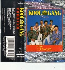K 7 AUDIO (TAPE)   KOOL & THE GANG *FOREVER*