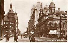 Oxford Street Manchester Palace Theatre unused  RP pc