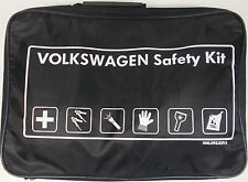 GENUINE VW BREAKDOWN ASSISTANCE SAFETY KIT - FIRST AID KIT/JUMP LEADS/TORCH