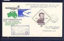 51025) LH FF Francfort-Darwin Australie 6.4.65, sou à partir de la Hongrie