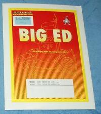 Bigätzteilset pour Fletcher 1942 (revell) Eduard 1/144