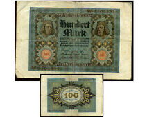 ALLEMAGNE  100 mark 1 / 11 / 1920     W3701451