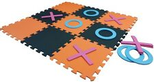 GIANT NOUGHTS AND CROSSES INDOORS & OUTDOORS EVA FOAM TOY PARTY GARDEN GAME
