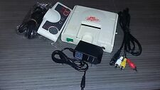 Pc-Engine console AV output - Work Japan Hucard / US Turbo Grafx Hucard - item B