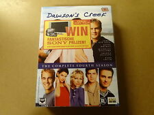 6-DISC DVD BOX / DAWSON'S CREEK - SEIZOEN 4