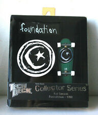 New Tech Deck Collector Series Tod Swank Foundation 1990 Finger Skateboard #C31