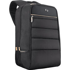 "SOLO Pro 15.6"" Laptop Backpack - Black"