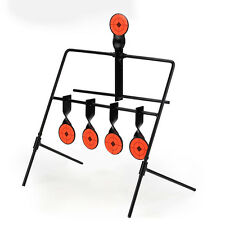 Hunting Shooting Target Practice Stand Steel Gallery 22 Rimfire Hang