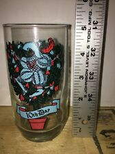 12 Days of Christmas Glass Tumbler Replacement *10TH DAY* Round Bottom 5 Inch