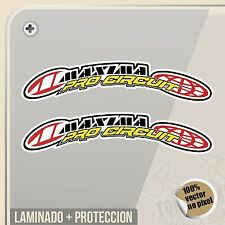 PEGATINA KIT MAXIMA PRO CIRCUIT FENDER DECAL AUFKLEBER STICKER DECAL ADESIVI