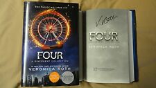 Veronica Roth Four Book Divergent Series Trilogy #4 Signed 1/1 HC DJ Short Story