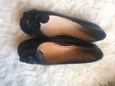 ballerine minelli en cuir noir neuves 38