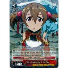 Weiss Schwarz Silica Looking Up At the Sky - SAO/S26-043 - R Sword Art Online Vo