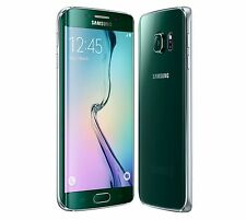 Samsung Galaxy S6 EDGE G925 32GB Green Emerald Unlocked Grade B Condition