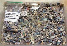 Approx 500 carats or 100 grams of Lightning Ridge Rough Opal. Lapidary use