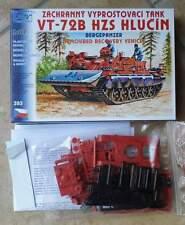 Feuerwehr-Bergepanzer VT-72B HZS - 1:87 Bausatz