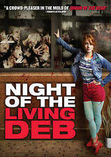 Night of the Living Deb (Michael Cassidy, Maria Thayer, Kyle Rankin) ~ DVD ~ New