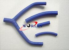 For YAMAHA YZ250 YZ 250 90-94 92 1990 1994 / WR250 91-93 silicone radiator hose