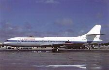 Aerotours Dominicanos Sud Aviation SE-210 Caravelle 3 EL-AAS C/N 154 Postcard