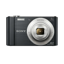 Sony Cyber-shot DSC-W810 20,1 MP Digitalkamera - Schwarz