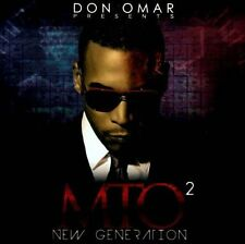 Don Omar Presents MTO2: New Generation [Clean] by Don Omar (CD, May-2012,...