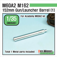 DEF. MODEL,M60A2 152mm Gun Launcher metal barrel set (1),DM35061,1:35