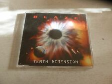 BLAZE - Tenth Dimension - Scarce 2002 German 12-track advance promotional CD LP