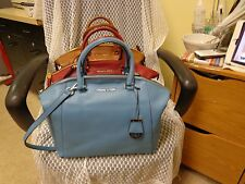 Michael kor RILEY Multi choice  Large Satchel Leather $368
