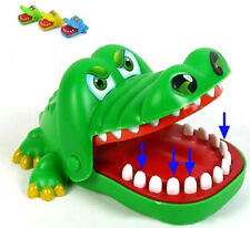 Random New Arrive Crocodile Mouth Dentist Bite Finger Game Funny Toy Hot