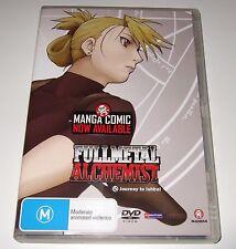 Full Metal Alchemist : Vol 10 - Journey to Ishbal (DVD, 2006)