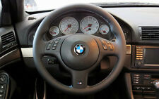 Genuine BMW M Leather Steering Wheel with Multifunction Controls E39 M5 E46 M3