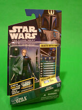 *RARE*(The Clone Wars Adventures labeled)Star Wars Pre Vizsla figure 2010 CW08