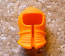MATTEL SPACE 1999 LARGE EAGLE 1 SPACESHIP - ORANGE SPACE HELMET - FOR FIGURES