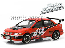 GREENLIGHT 86213 FAST & FURIOUS SEAN'S 2006 MITSUBISHI LANCER EVOLUTION IX 1/43